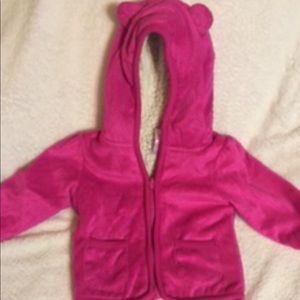 Other - Pink toddler coat
